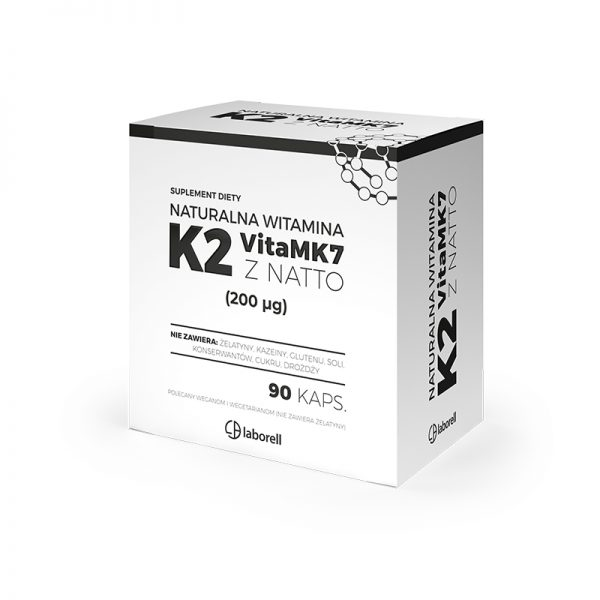 WITAMINA K2 200 µg LABORELL